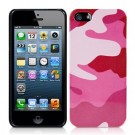 Apple iPhone 5/5s - 2D Printed Army Deksel - Candy Camouflage thumbnail