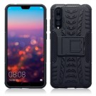 Huawei P20 Pro - Rugged Armour Deksel -Svart thumbnail