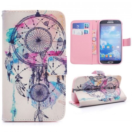 Samsung Galaxy S4 Lommebok Etui - Dream Catcher