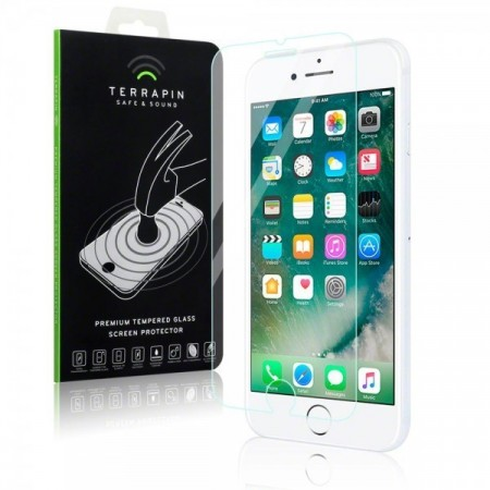 Apple iPhone 7 Terrapin Premium Herdet Glass Skjermbeskytter